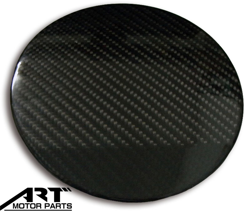 Dry Carbon Fiber HONDA FIT/JAZZ 07-10 Fuel Cap Cover
